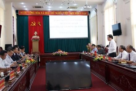 Ninh Binh favorise les investisseurs laotiens hinh anh 1
