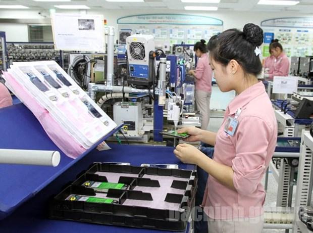 Bac Ninh attire plus de 337 millions de dollars d'IDE au 1er semestre hinh anh 1