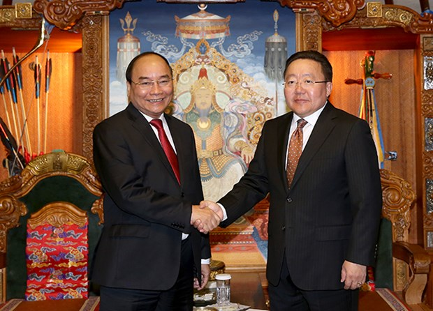 La Mongolie attache de l'importance au developpement des relations avec le Vietnam hinh anh 1