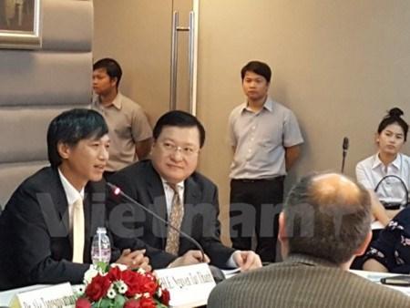Promotion des relations Vietnam-Thailande pour le developpement et la securite dans la region hinh anh 1