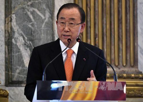 ONU : les droits de l'homme au centre de l'action mondiale hinh anh 1