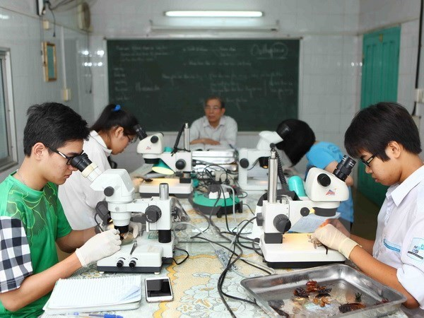 Prochainement les 27es Olympiades Internationales de Biologie a Hanoi hinh anh 1