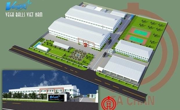 Equipements sportifs : un projet taiwanais lance a Quang Ninh hinh anh 1