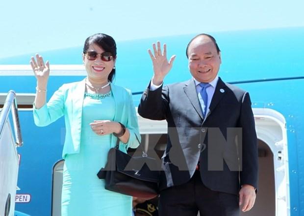 Le PM acheve sa visite officielle en Mongolie et sa participation a l'ASEM 11 hinh anh 1
