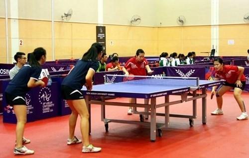 Le Vietnam aux Jeux sportifs des universites de l'ASEAN hinh anh 1