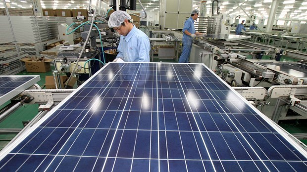 Energie solaire : JA Solar va construire une usine a Bac Giang hinh anh 1