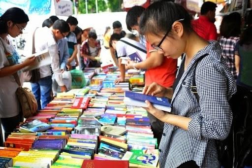 Le salon du livre de Hanoi 2016 prevu en octobre hinh anh 1