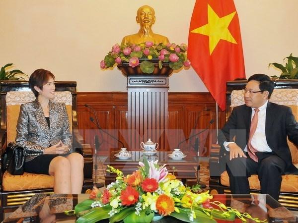 Vietnam et Singapour renforcent leur partenariat strategique hinh anh 1