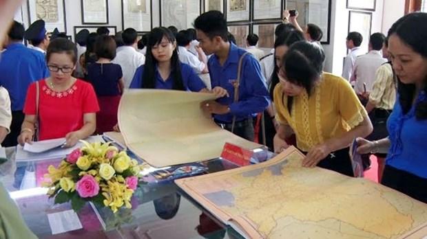 Dong Nai : exposition sur Hoang Sa, Truong Sa du Vietnam hinh anh 1