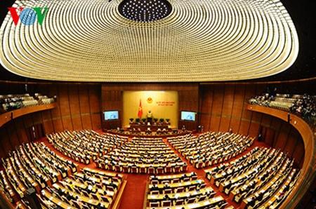 Les electeurs comptent sur l'Assemblee nationale hinh anh 1