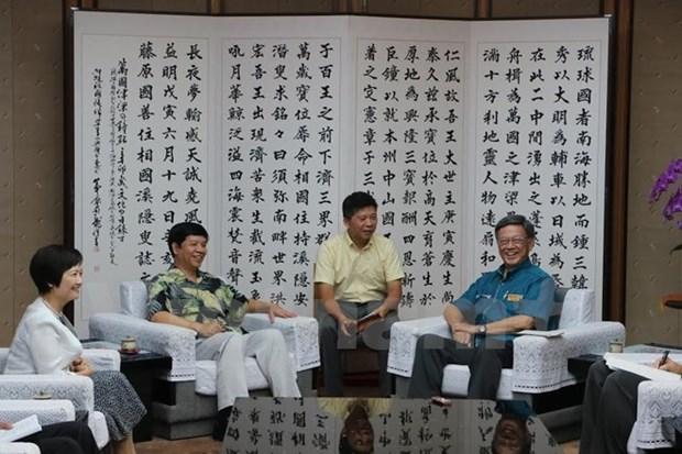 La prefecture d'Okinawa (Japon) elargit sa cooperation avec le Vietnam hinh anh 1