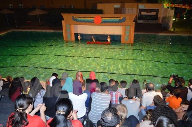Ouverture de la Semaine des echanges culturels Vietnam-Egypte hinh anh 1