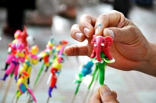 Un atelier sur les jouets traditionnels se tiendra a Hanoi hinh anh 1