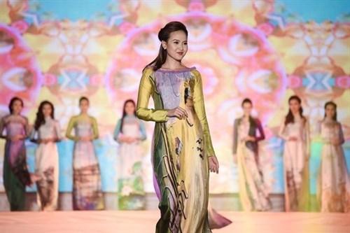 Le Festival de l'Ao dai en octobre hinh anh 1