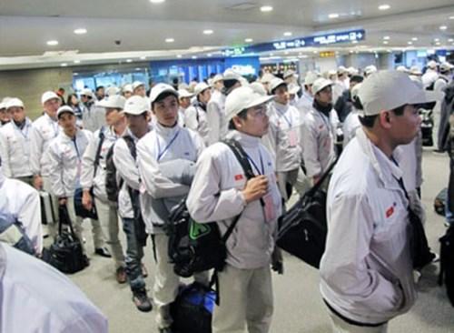 Plus de 54.000 travailleurs vietnamiens envoyes a l'etranger au 1er semestre hinh anh 1