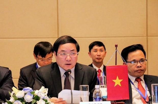 Vietnam et Chine cooperent dans la lutte contre la drogue hinh anh 1