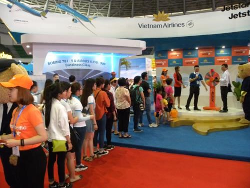 Plus de 30.000 visiteurs attendus a la Foire du tourisme de Ho Chi Minh-Ville hinh anh 1