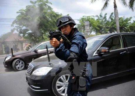 Les chefs de police de l'ASEAN signent un protocole sur la gestion des crises hinh anh 1