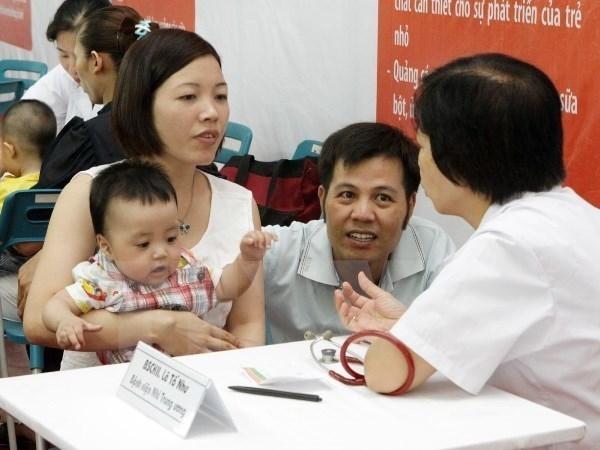 Forum de dialogue de politiques sur la loi sur l'assurance sociale hinh anh 1