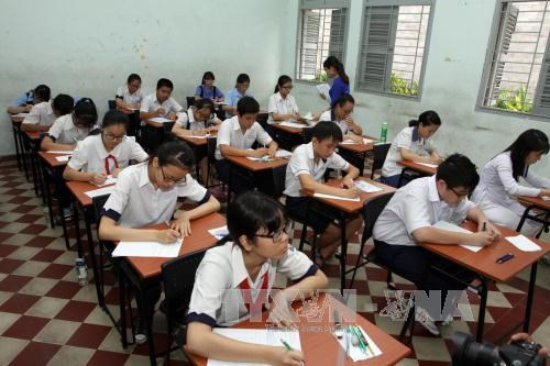 Ho Chi Minh-Ville : 59.000 eleves supplementaires pour l'annee scolaire 2016-2017 hinh anh 1