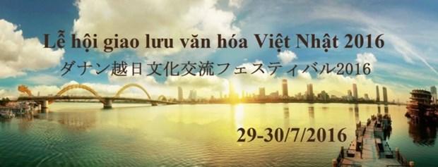 Le 3e festival d'echanges culturels Vietnam-Japon a Da Nang hinh anh 1