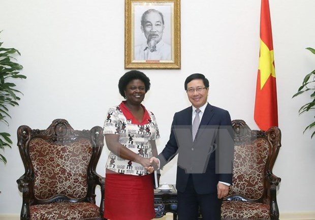 Le Vietnam souhaite continuer de beneficier des credits de l'IDA hinh anh 1