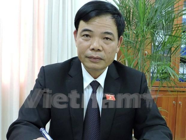 Le nouveau ministre Nguyen Xuan Cuong propose des mesures de developpement de l'agriculture hinh anh 1