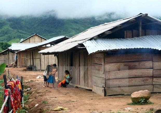 Seisme: le district de Muong Nhe, a Dien Bien, tremble a nouveau hinh anh 1