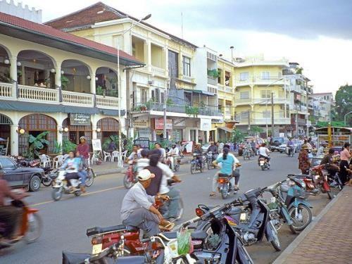 Rapport sur des investissements etrangers au Cambodge hinh anh 1