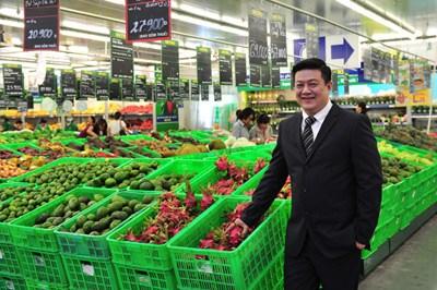 100 tonnes de pitayas vietnamiens arrivent dans les supermarches thailandais hinh anh 1