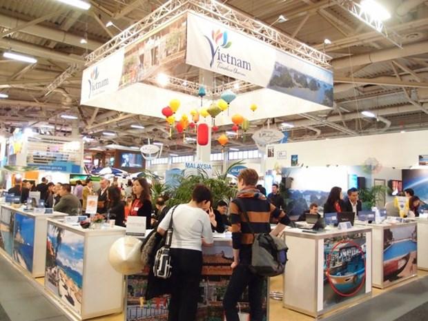 Ho Chi Minh-ville prete pour sa 12e foire internationale du tourisme hinh anh 1