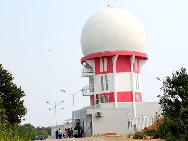 Inauguration d'une deuxieme station radar a Da Nang hinh anh 1