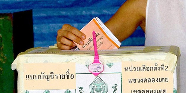 Constitution: la Thailande encourage les habitants a participer au referendum hinh anh 1