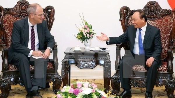 L'Allemagne souhaite dynamiser sa cooperation avec le Vietnam hinh anh 1