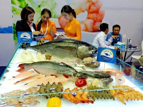 Ouverture de l'exposition Vietfish 2016 hinh anh 1
