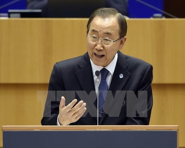 Le Vietnam a un debat du Conseil de securite sur les enfants et les conflits armes hinh anh 1