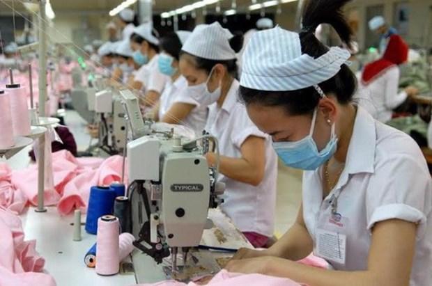 1er semestre: le textile-habillement en tete des produits vietnamiens exportes au Japon hinh anh 1