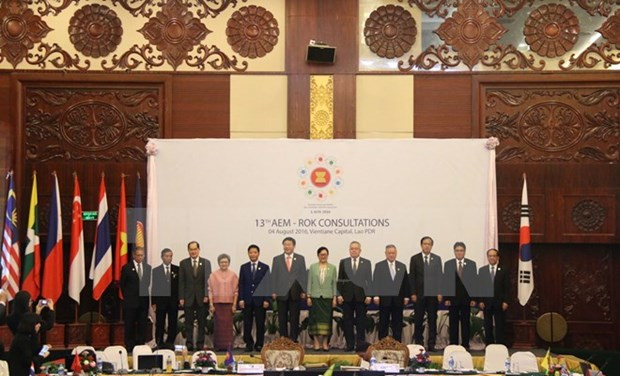 La R. de Coree salue la creation de la Communaute economique de l'ASEAN hinh anh 1