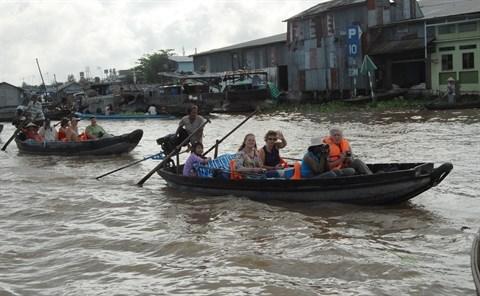Le delta du Mekong, l'eldorado du tourisme fluvial hinh anh 1