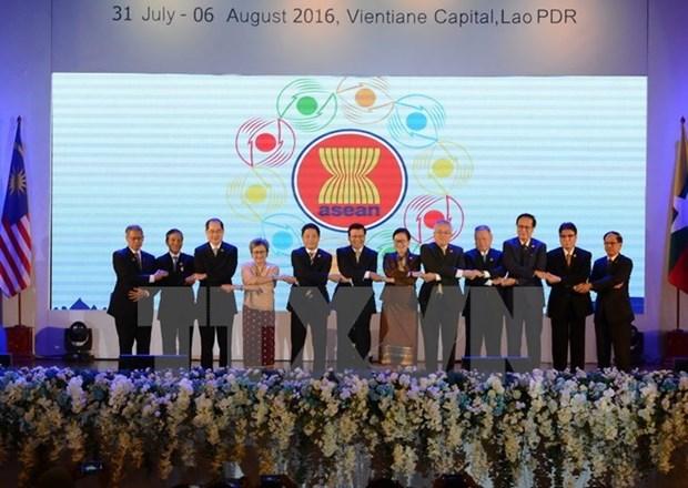 ASEAN: l'AEM 48 pose les bases de la construction de l'AEC hinh anh 1