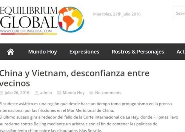 Ethnies minoritaires: La presse argentine souligne les succes du Vietnam hinh anh 1