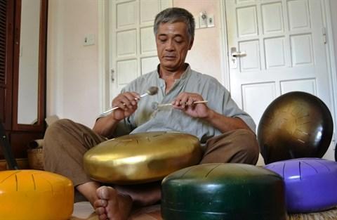 Les tambours du ciel de Hoi An hinh anh 1