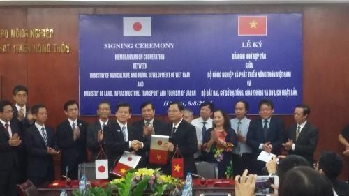 Vietnam et Japon cooperent dans l'adaptation au changement climatique hinh anh 1