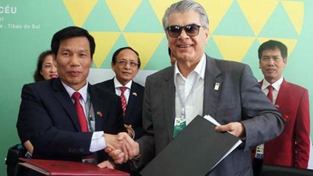 Vietnam-Bresil : intensifier la cooperation dans le tourisme hinh anh 1