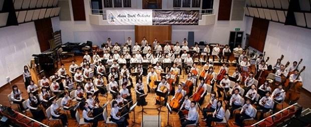L'Orchestre des jeunes d'Asie se produira a Hanoi hinh anh 1