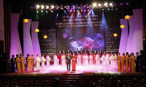 Hanoi attend son 4e Festival international du film hinh anh 1