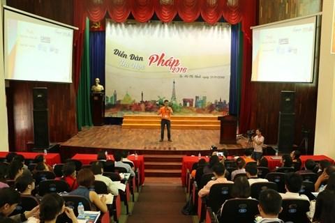 Etudier en France, un choix de premier ordre pour les etudiants vietnamiens hinh anh 1