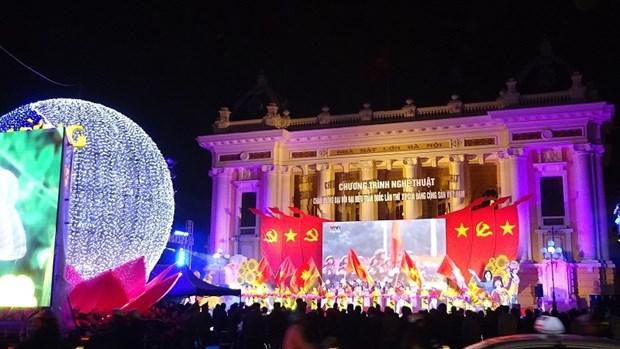Le Francais qui a initie les Vietnamiens au theatre parle occidental hinh anh 1