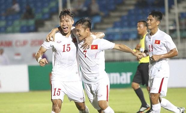 Yanmar continue de parrainer l'equipe de football du Vietnam hinh anh 1