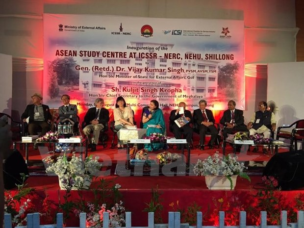 Le Centre d'etude sur l'ASEAN voit le jour en Inde hinh anh 1